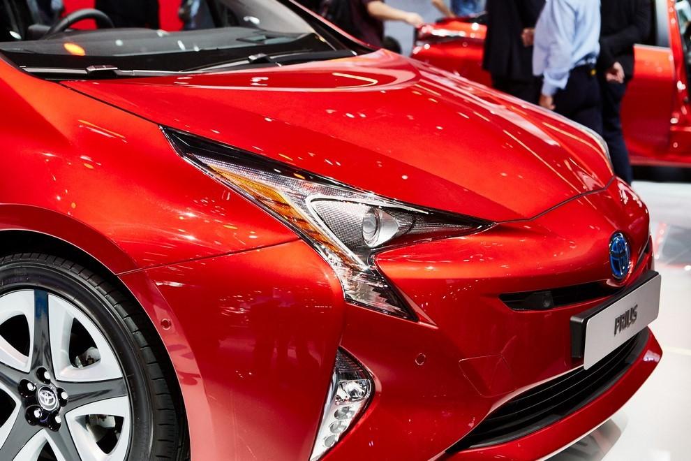 Nuova Toyota Prius, efficienza all'ennesima potenza - Foto 12 di 20