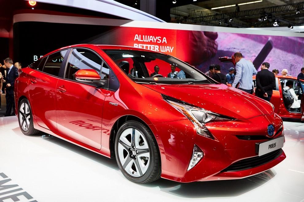 Nuova Toyota Prius, efficienza all'ennesima potenza - Foto 16 di 20