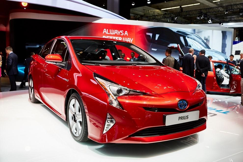 Nuova Toyota Prius, efficienza all'ennesima potenza - Foto 8 di 20