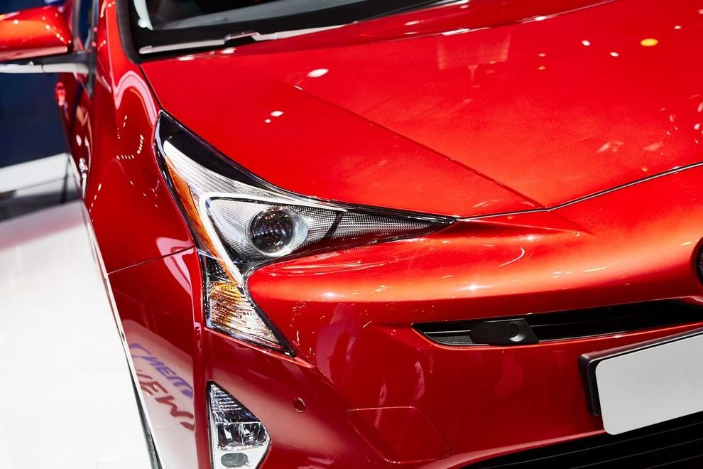 Nuova Toyota Prius, efficienza all'ennesima potenza - Foto 17 di 20