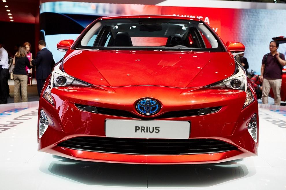 Nuova Toyota Prius, efficienza all'ennesima potenza - Foto 18 di 20