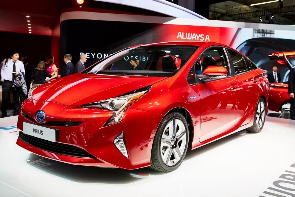 Nuova Toyota Prius, efficienza all'ennesima potenza - Foto 5 di 20
