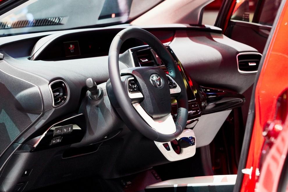 Nuova Toyota Prius, efficienza all'ennesima potenza - Foto 3 di 20