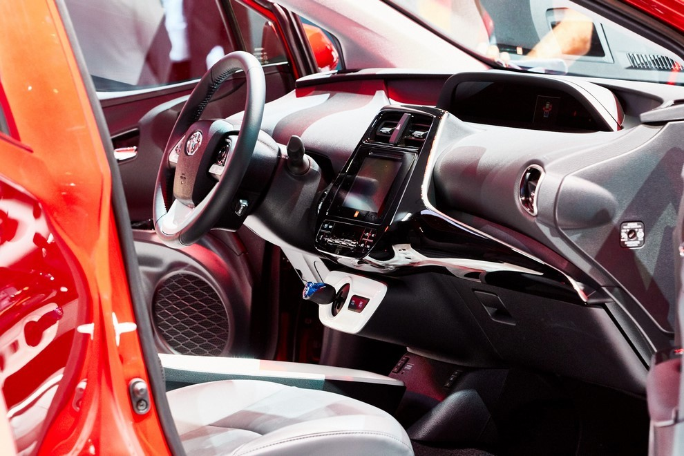 Nuova Toyota Prius, efficienza all'ennesima potenza - Foto 13 di 20
