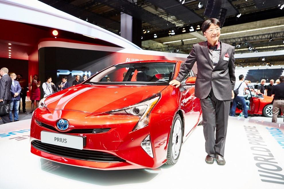 Nuova Toyota Prius, efficienza all'ennesima potenza - Foto 1 di 20