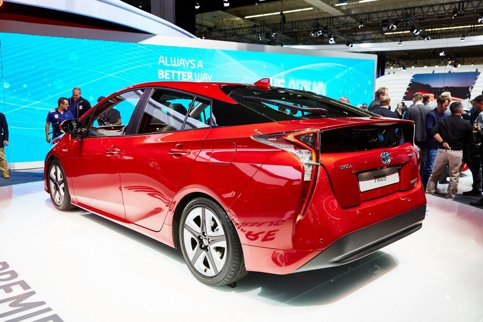 Nuova Toyota Prius, efficienza all'ennesima potenza - Foto 4 di 20