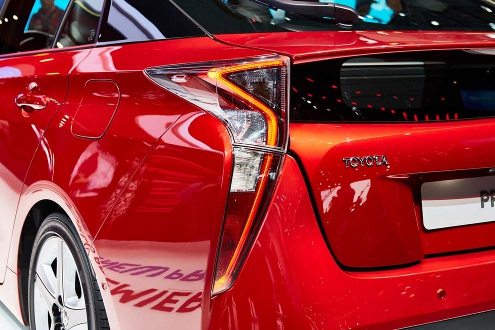 Nuova Toyota Prius, efficienza all'ennesima potenza - Foto 6 di 20