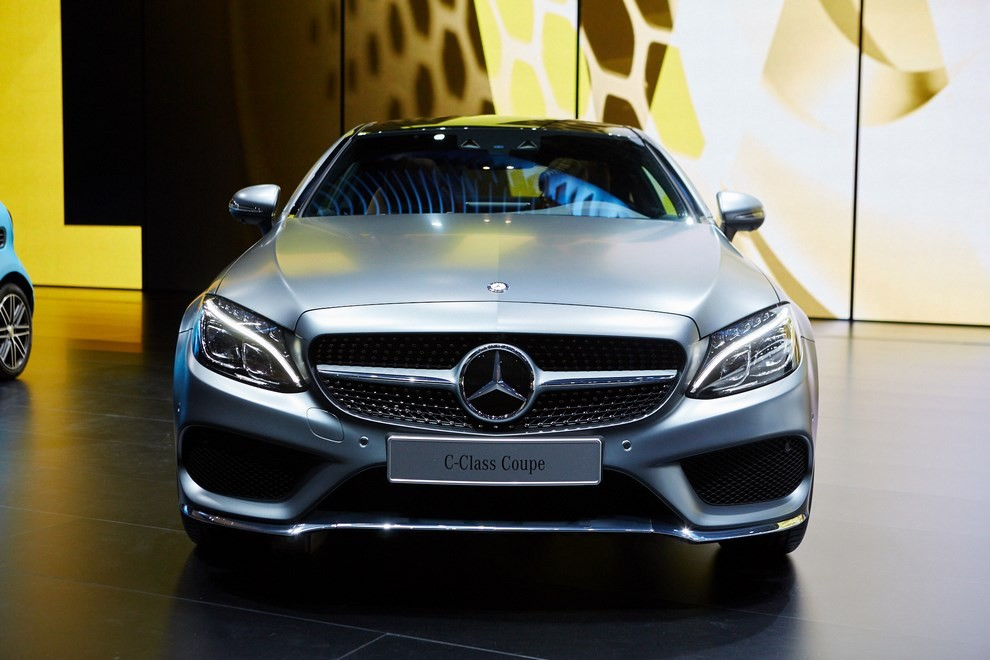 Mercedes Classe C Coupè, prime foto ed informazioni ufficiali - Foto 7 di 17