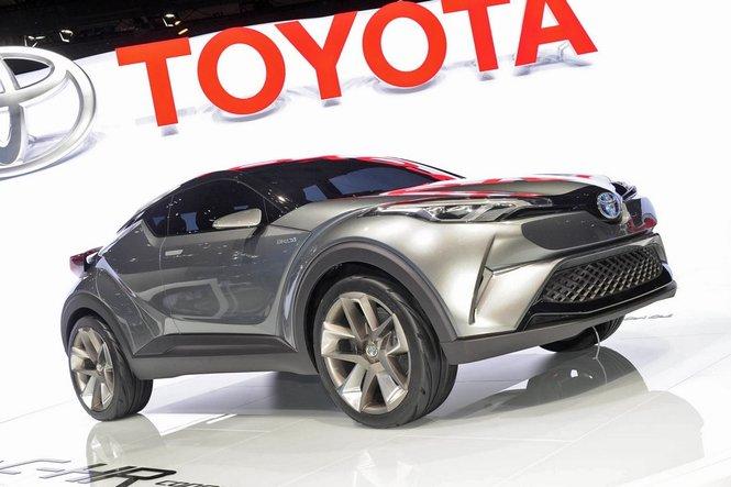Toyota pensa ad una rivale di Nissan Qashqai per il 2016