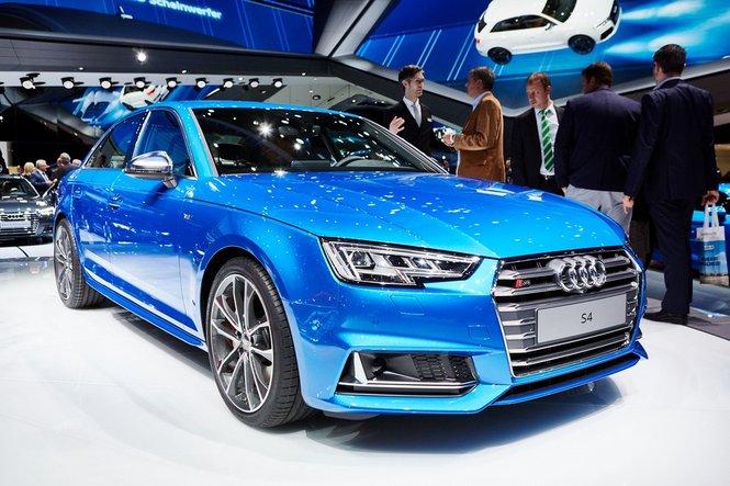 Audi S4, le caratteristiche