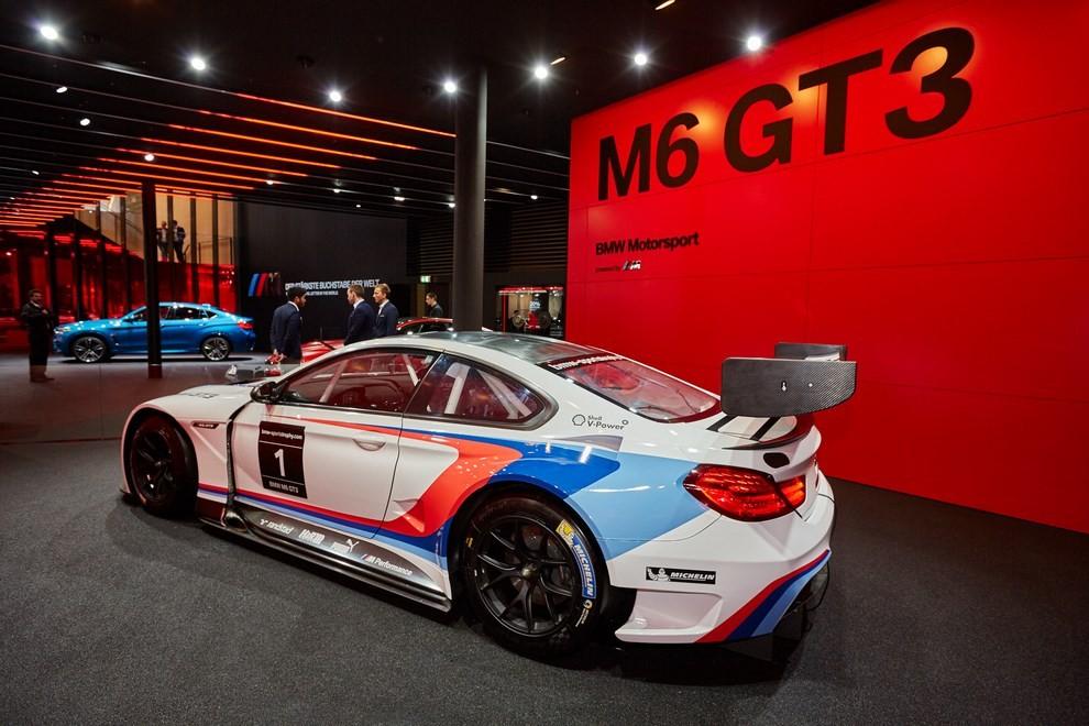 BMW M6 GT3 - Foto 11 di 23