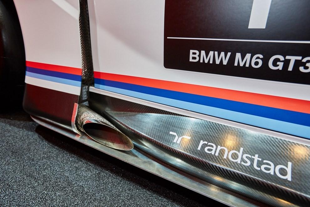 BMW M6 GT3 - Foto 14 di 23