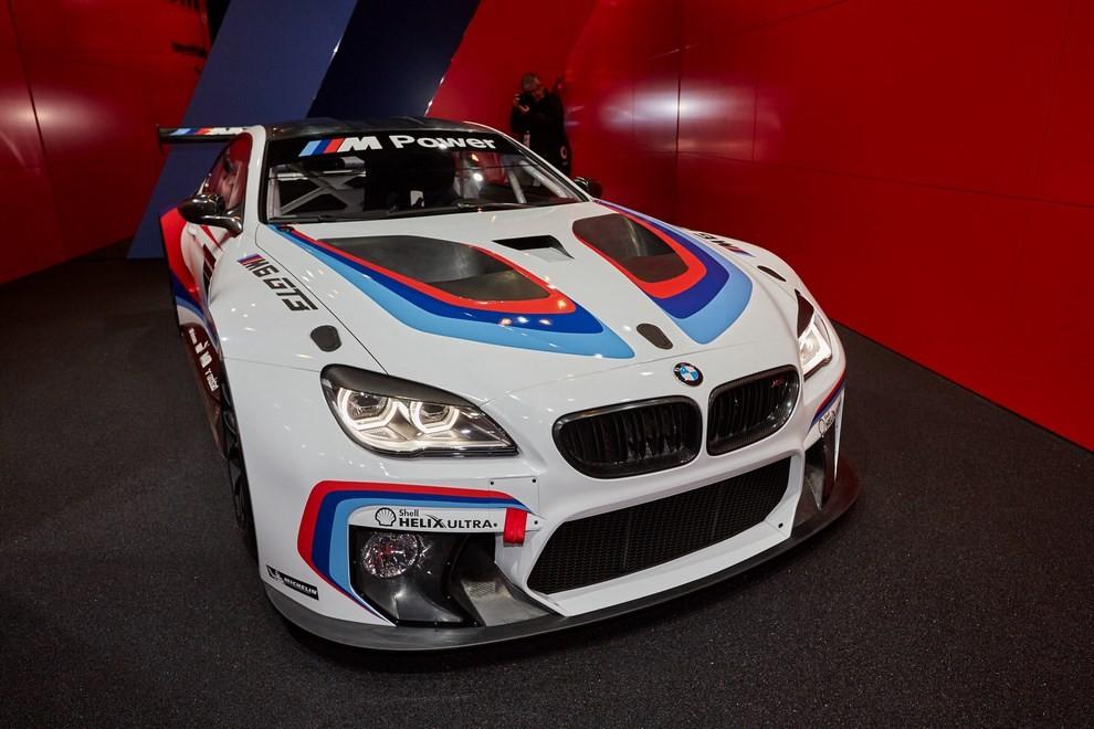 BMW M6 GT3 - Foto 2 di 23