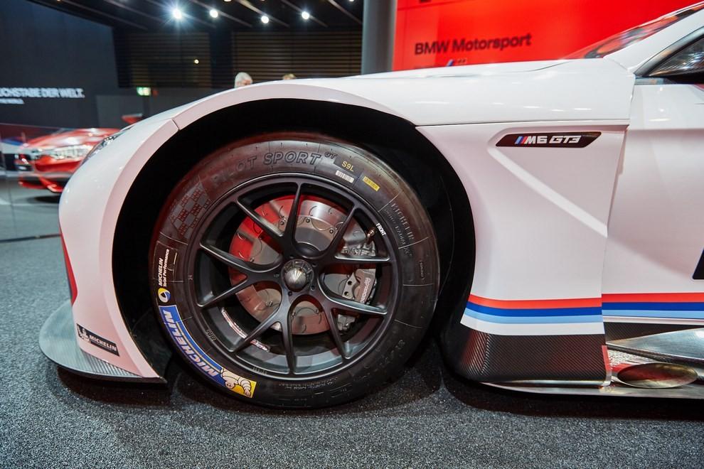 BMW M6 GT3 - Foto 21 di 23