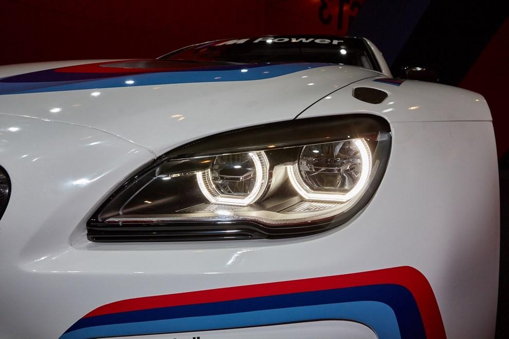 BMW M6 GT3 - Foto 22 di 23