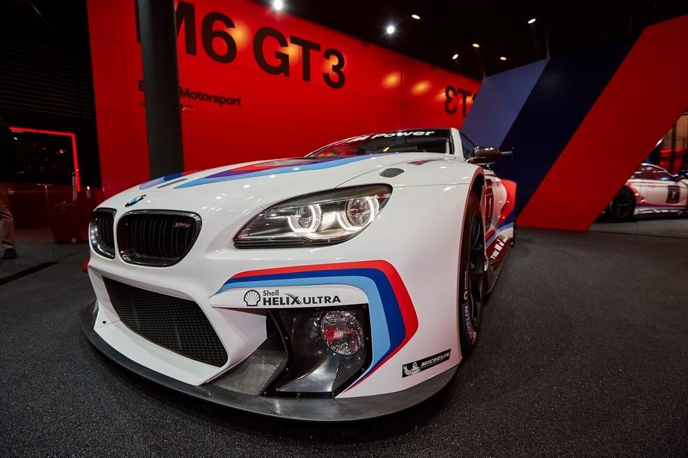BMW M6 GT3 - Foto 23 di 23