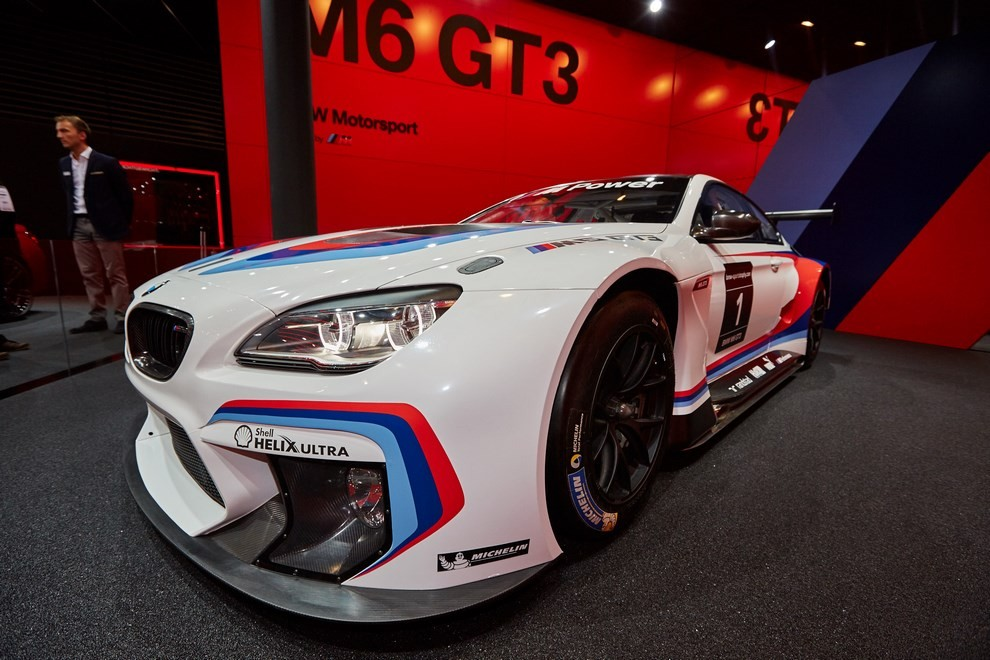 BMW M6 GT3 - Foto 1 di 23
