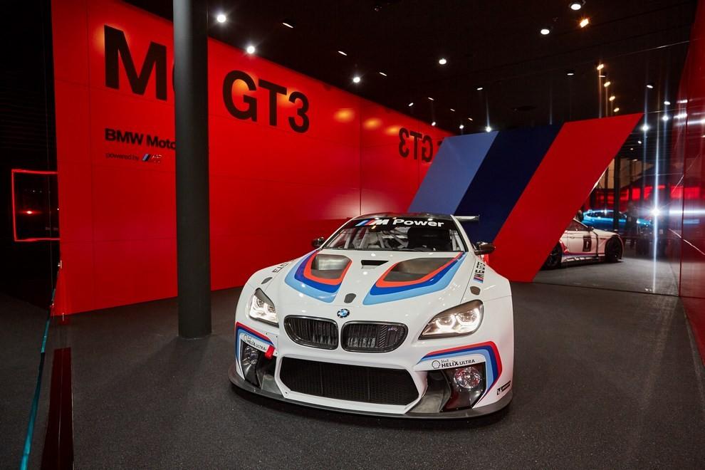 BMW M6 GT3 - Foto 3 di 23