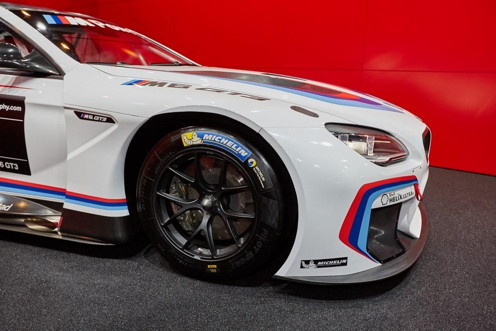 BMW M6 GT3 - Foto 4 di 23