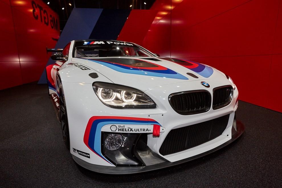 BMW M6 GT3 - Foto 5 di 23