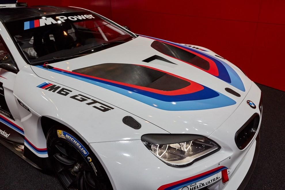 BMW M6 GT3 - Foto 6 di 23