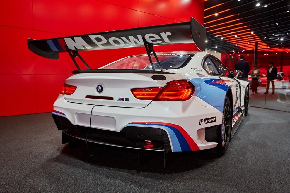 BMW M6 GT3 - Foto 7 di 23