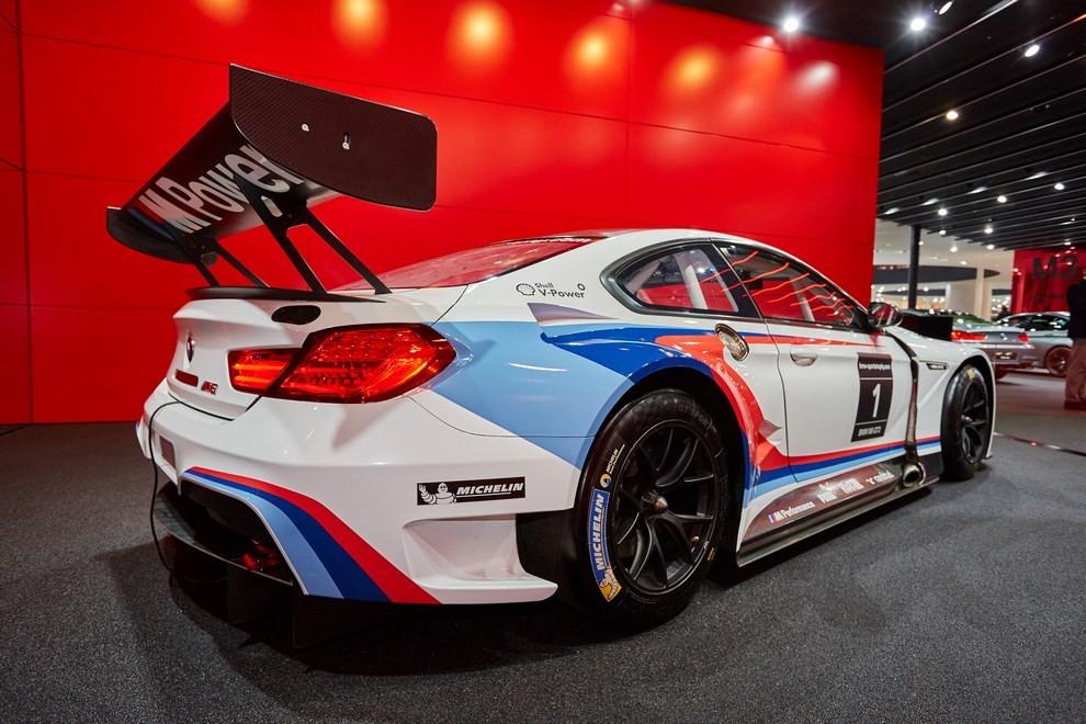 BMW M6 GT3 - Foto 8 di 23