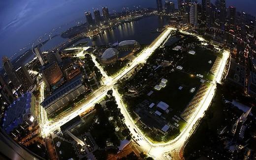 Formula 1, Gran Premio di Singapore info ed orari TV