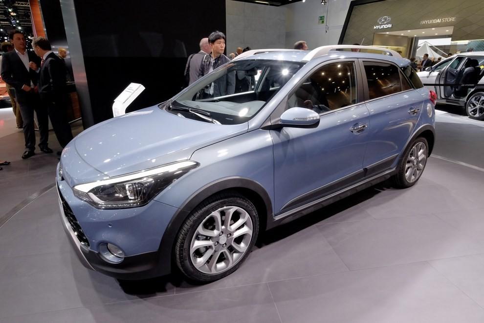 Hyundai i20 Active, la compatta offroad - Foto 4 di 14