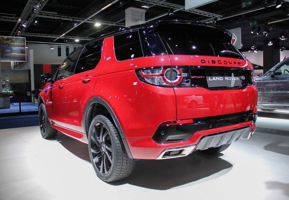 Land Rover Discovery Sport Dynamic - Foto 2 di 12