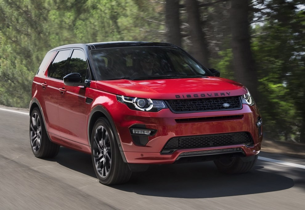 Land Rover Discovery Sport Dynamic - Foto 12 di 12
