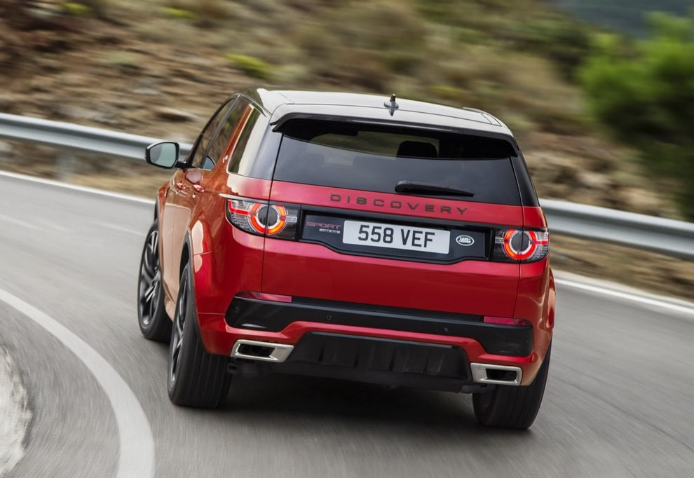 Land Rover Discovery Sport Dynamic - Foto 3 di 12