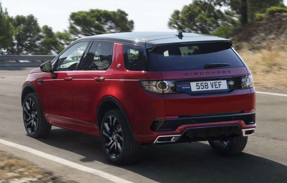 Land Rover Discovery Sport Dynamic - Foto 4 di 12