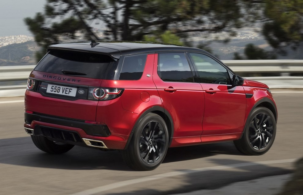 Land Rover Discovery Sport Dynamic - Foto 5 di 12
