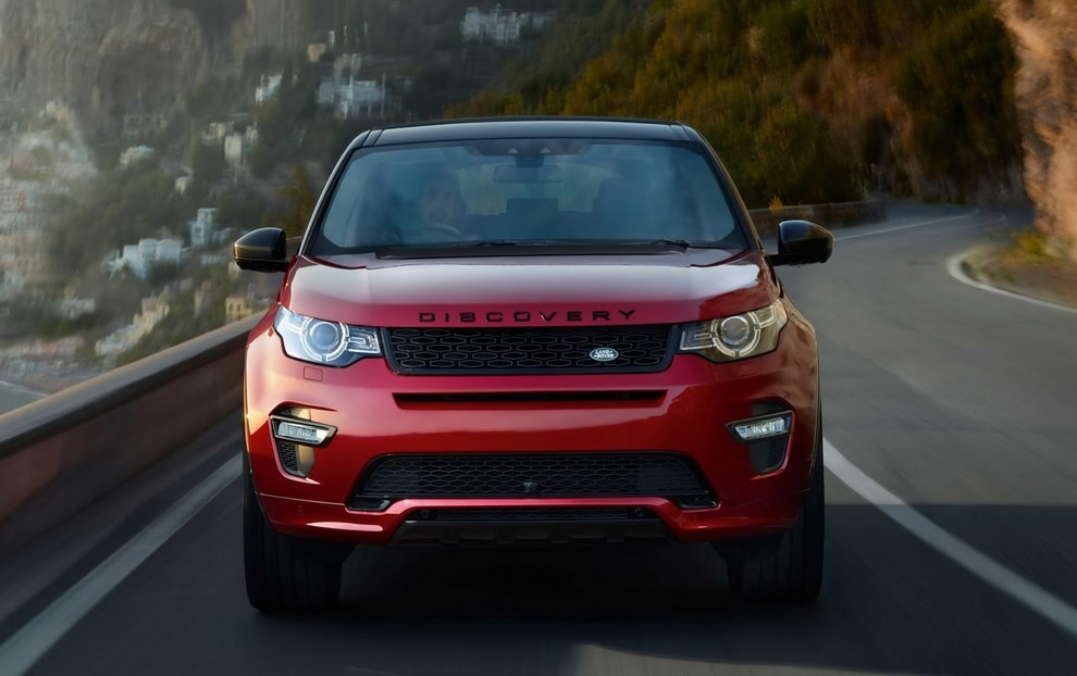 Land Rover Discovery Sport Dynamic - Foto 6 di 12