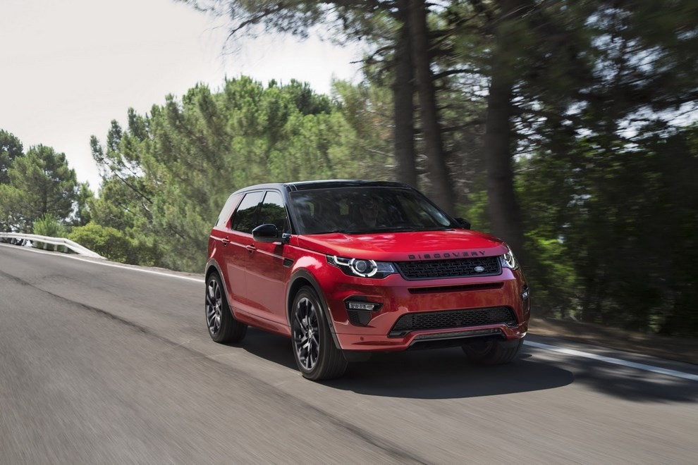 Land Rover Discovery Sport Dynamic - Foto 7 di 12