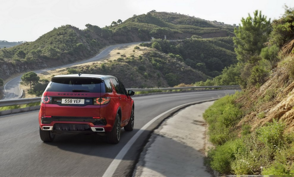 Land Rover Discovery Sport Dynamic - Foto 9 di 12