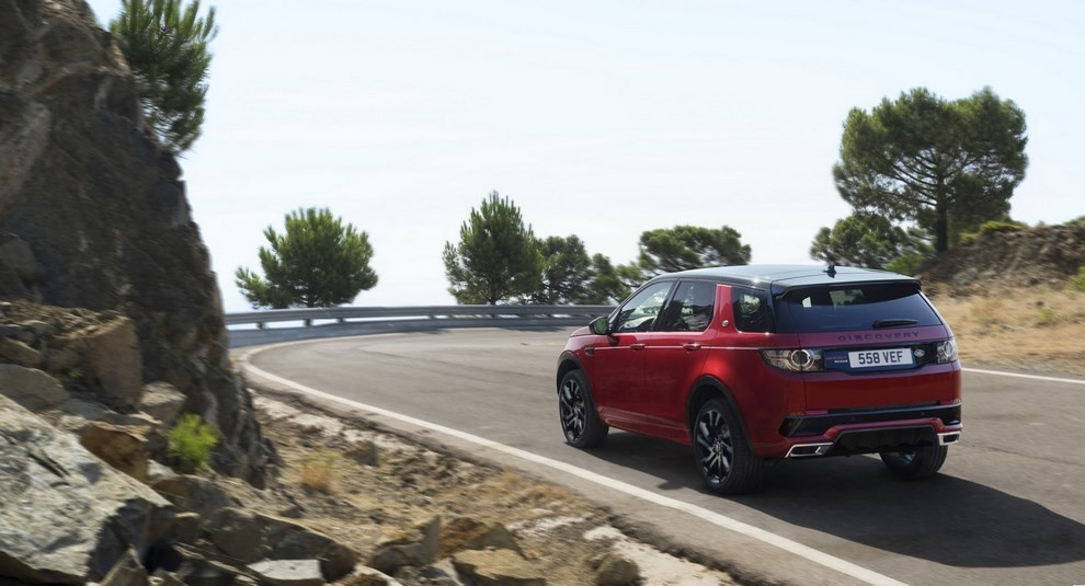 Land Rover Discovery Sport Dynamic - Foto 10 di 12
