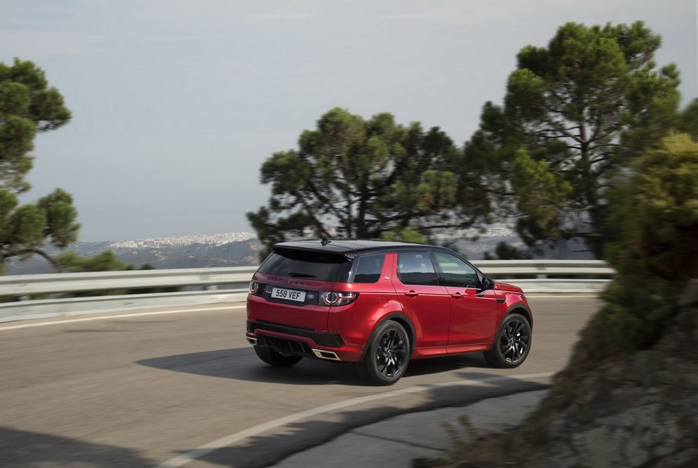 Land Rover Discovery Sport Dynamic - Foto 11 di 12