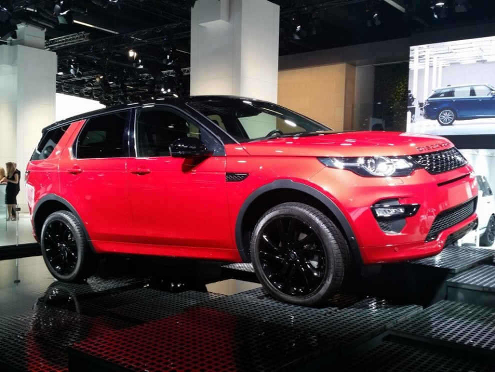 Land Rover Discovery Sport Dynamic - Foto 1 di 12