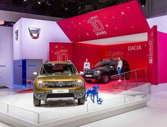 Dacia Duster 2016 con nuovi equipaggiamenti e dotazioni di serie