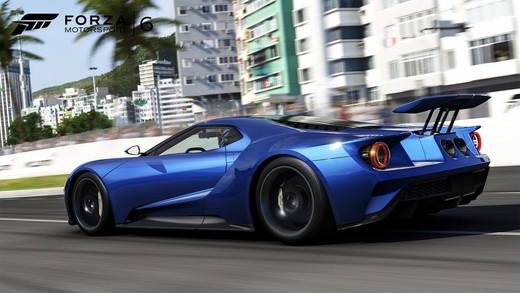 Forza Motorsport 6 è finalmente disponibile