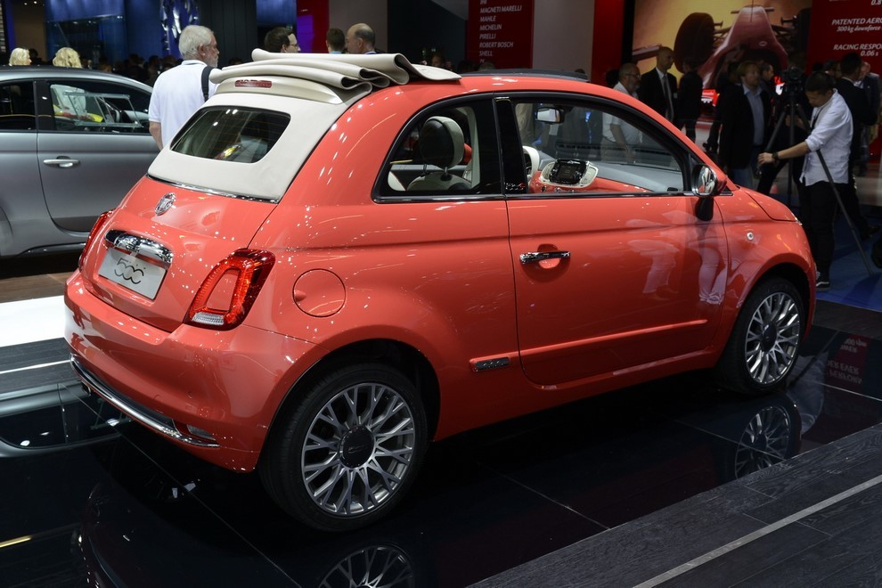Fiat Nuova 500 Il Restyling E Tutte Le Informazioni Ufficiali