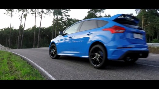 Come nasce la Focus RS? Ve lo racconta Ford