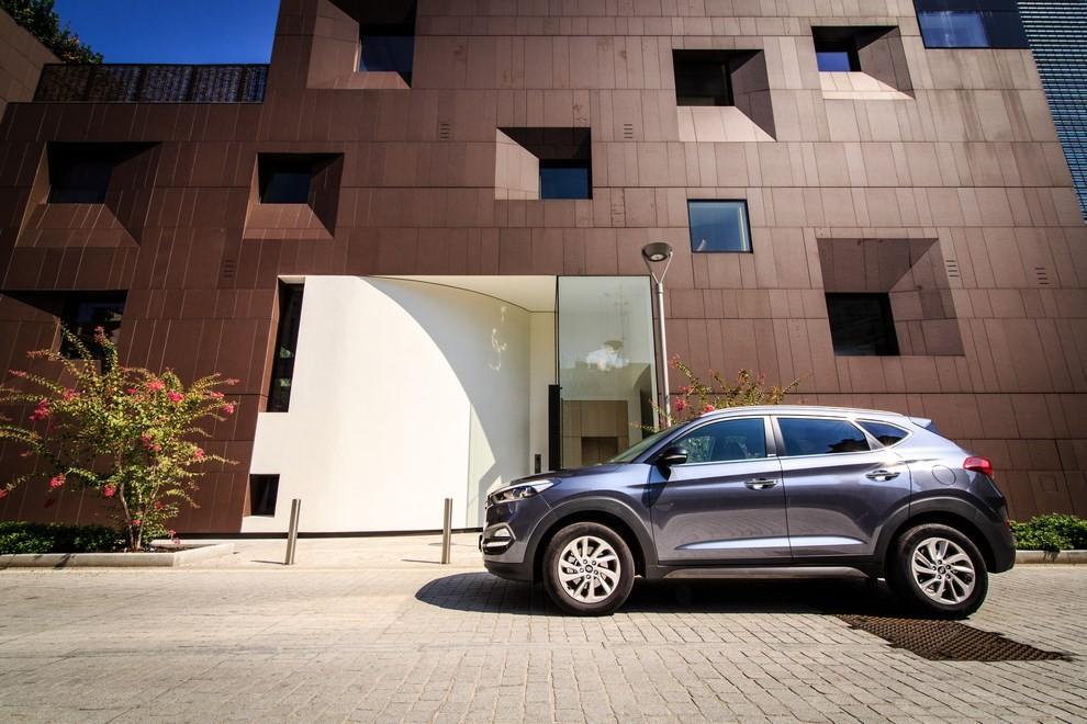Hyundai Tucson ottiene le 5 stelle EuroNCAP - Foto 9 di 36