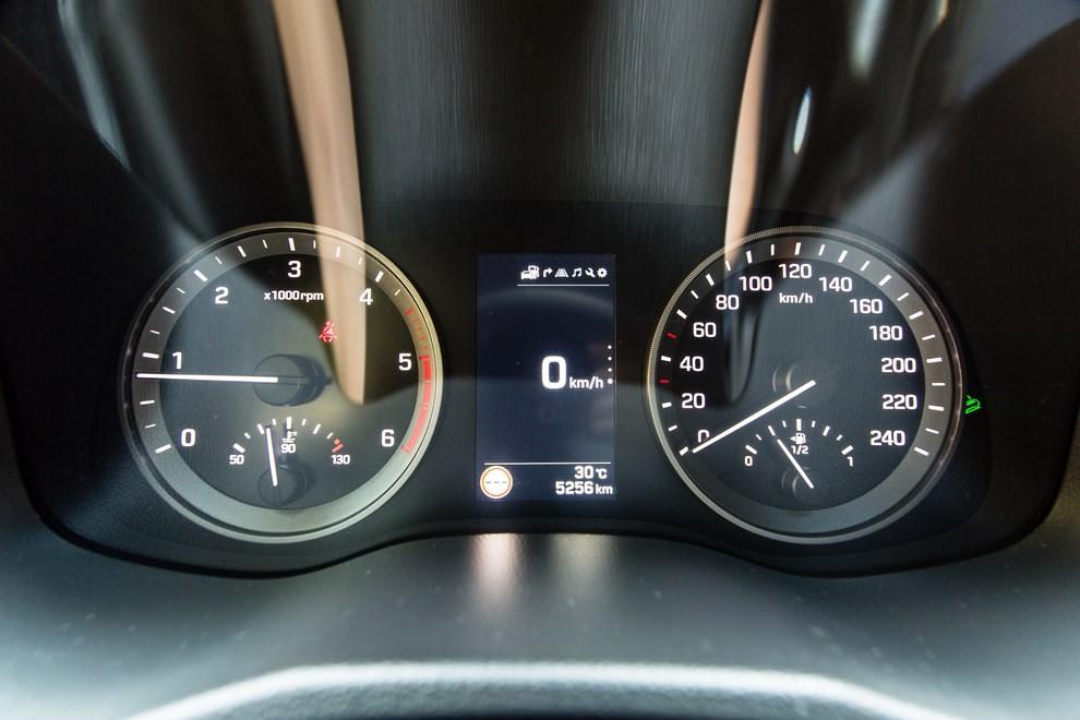 Hyundai Tucson ottiene le 5 stelle EuroNCAP - Foto 11 di 36