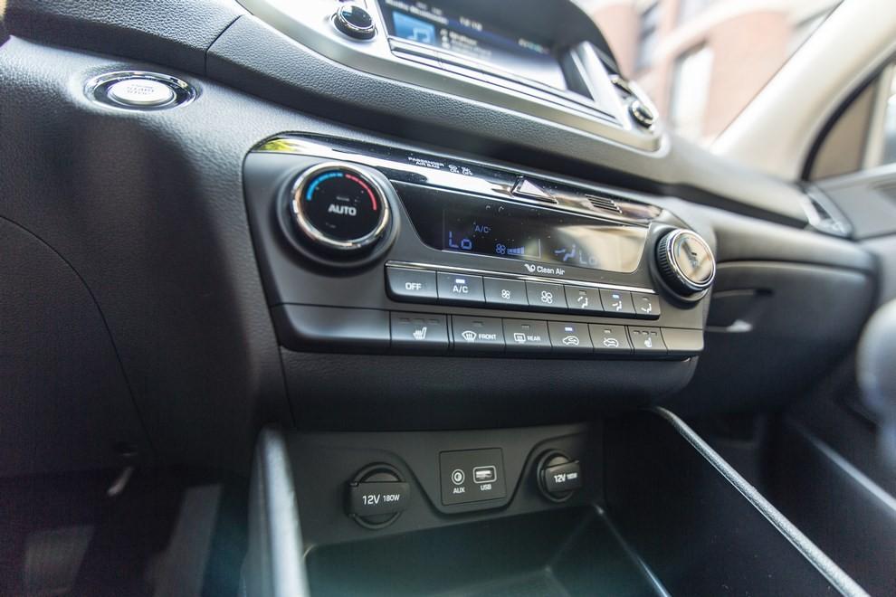 Hyundai Tucson ottiene le 5 stelle EuroNCAP - Foto 13 di 36