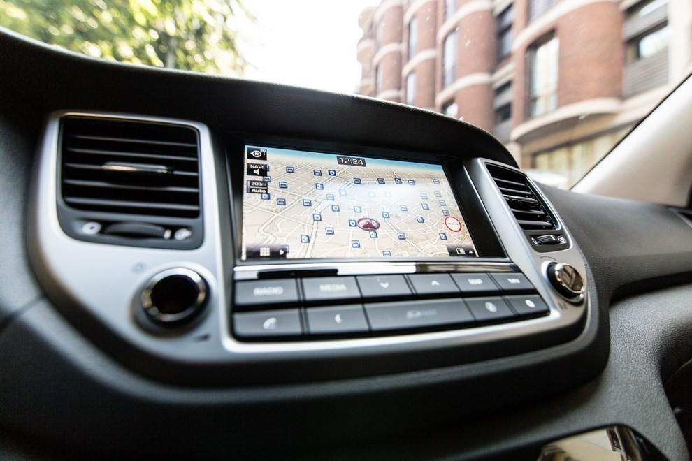 Hyundai Tucson ottiene le 5 stelle EuroNCAP - Foto 16 di 36