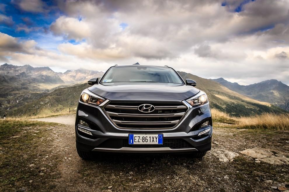 Hyundai Tucson ottiene le 5 stelle EuroNCAP - Foto 15 di 36