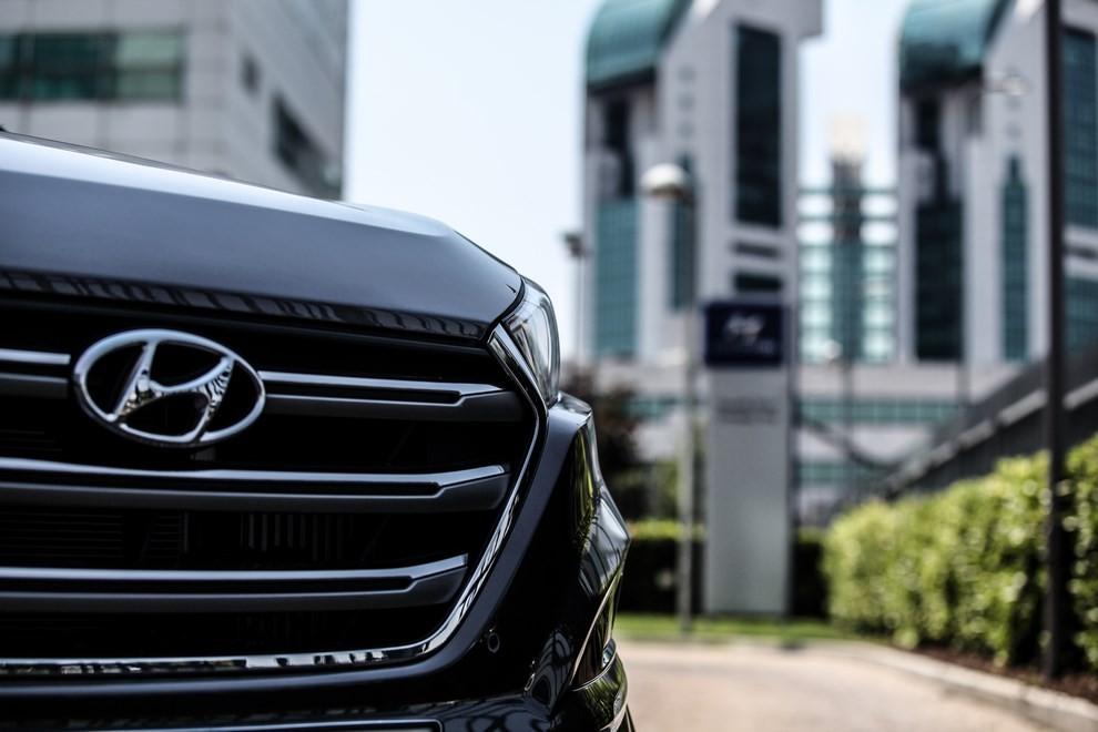 Hyundai Tucson ottiene le 5 stelle EuroNCAP - Foto 25 di 36